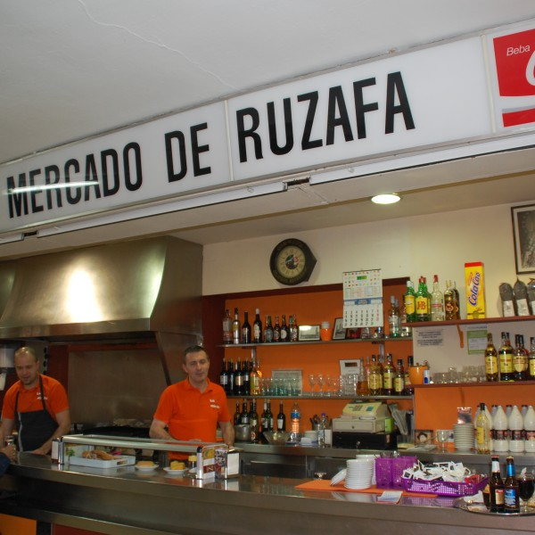 Bar Interior Mercado Ruzafa