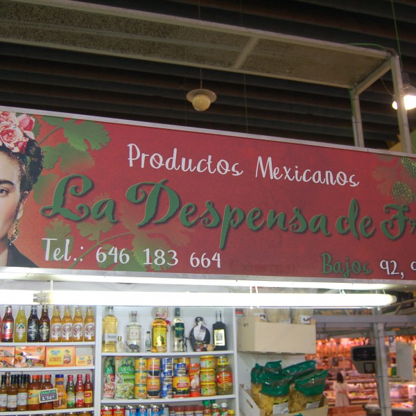 LA DESPENSA DE FRIDA